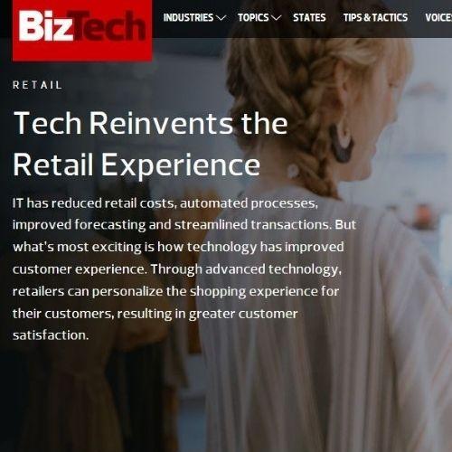 BizTech Magazine (Industry Landing Pages)