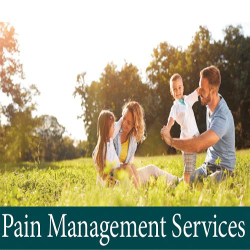 Pain Management (Rack Card)
