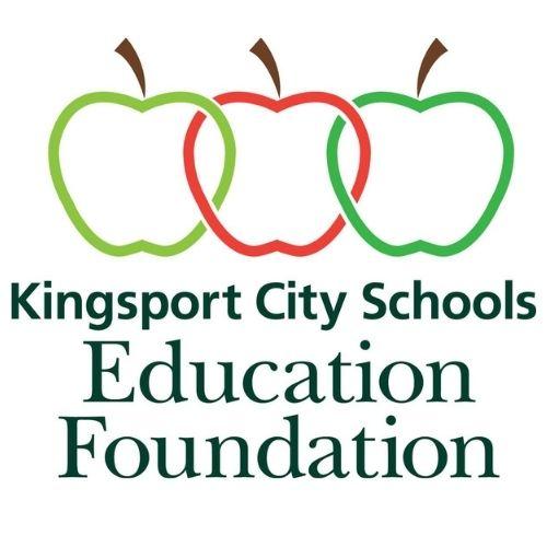 Kingsport City Schools Education Foundation (Website + Information Architecture)