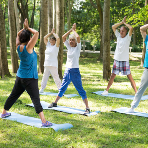 For Seniors Exercise is the Fountain of Youth